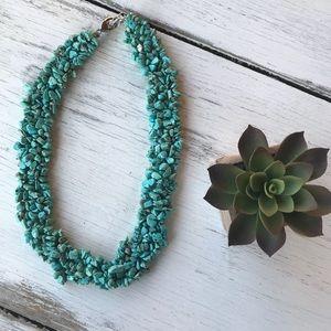 Francesca's Turquoise Necklace